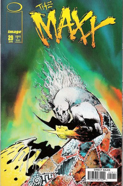 The Maxx Vol 1 29