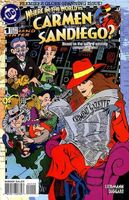 Where in the World Is Carmen Sandiego Vol 1 1