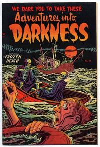 Adventures into Darkness Vol 1 14