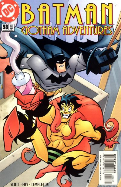 Batman: Gotham Adventures Vol 1 58
