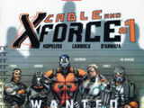 Cable and X-Force Vol 1 1