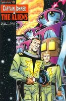 Captain Johner and the Aliens Vol 1 1