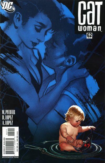 Catwoman Vol 3 62