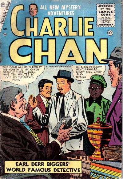 Charlie Chan Vol 1 9