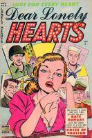 Dear Lonely Hearts Vol 1 2