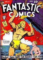 Fantastic Comics Vol 1 12