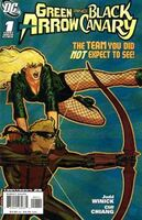 Green Arrow and Black Canary Vol 1 1