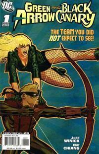 Green Arrow and Black Canary Vol 1 1.jpg
