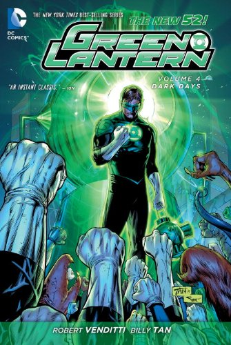 Green Lantern: Dark Days (Collected)