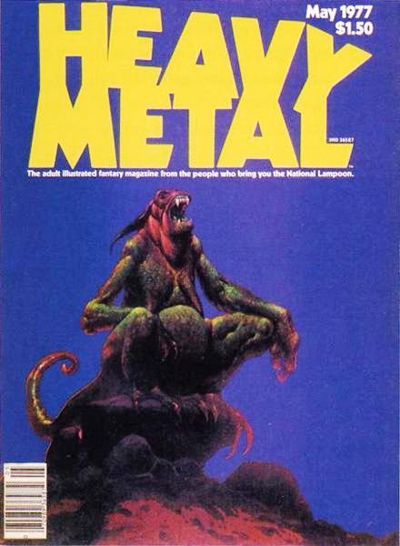 Heavy Metal Vol 1 2