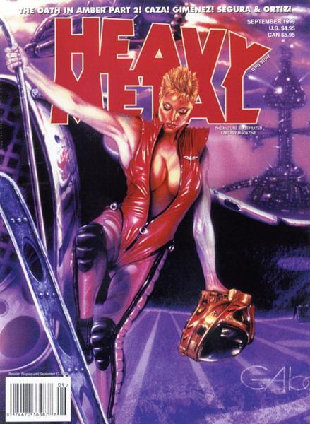 Heavy Metal Vol 23 4
