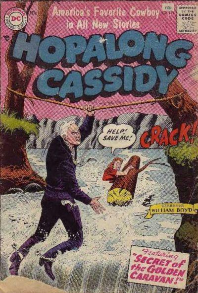 Hopalong Cassidy Vol 1 121