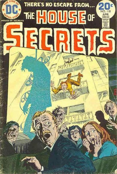 House of Secrets Vol 1 118