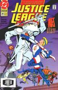Justice League Europe Vol 1 38