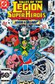 Legion of Super-Heroes Vol 2 327