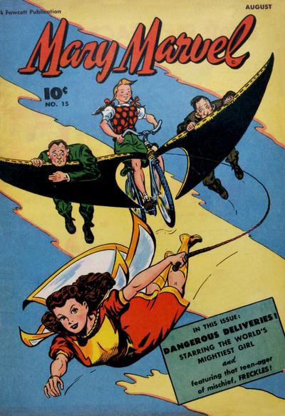 Mary Marvel Vol 1 15