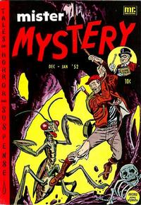 Mister Mystery Vol 1 3