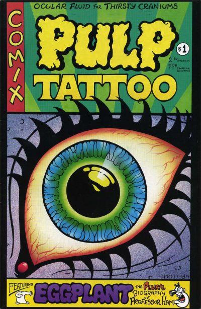 Pulp Tattoo Vol 1 1
