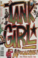 Tank Girl Apocalypse Vol 1 2
