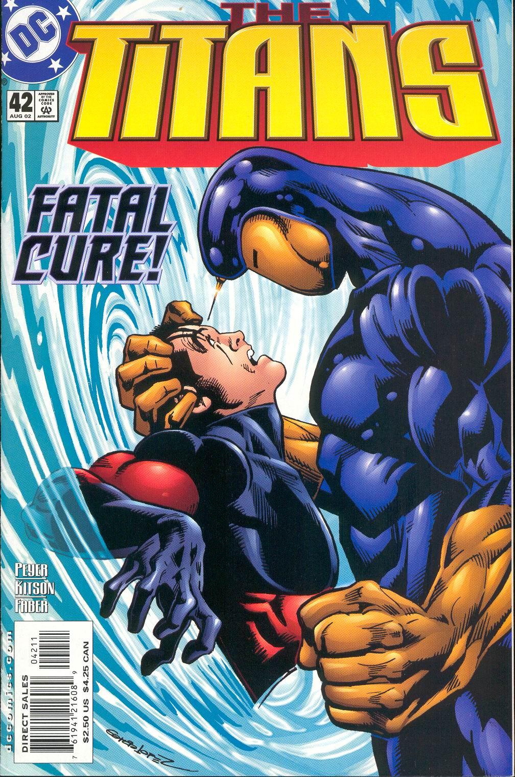 Titans Vol 1 42