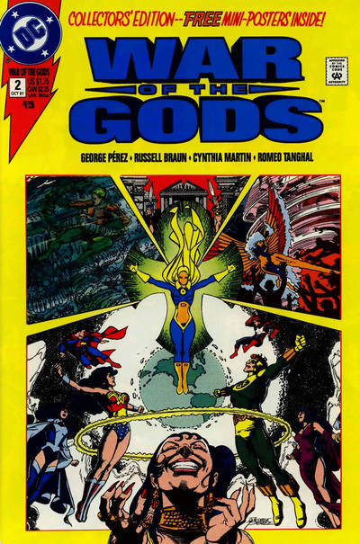 War of the Gods Vol 1 2