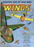Wings Comics Vol 1 8