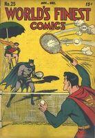 World's Finest Comics Vol 1 25