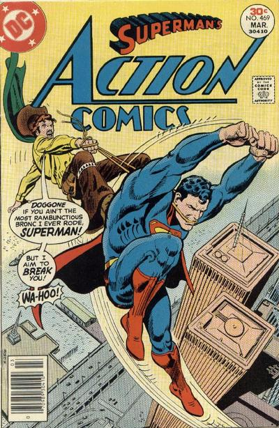 Action Comics Vol 1 469