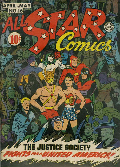 All-Star Comics Vol 1 16