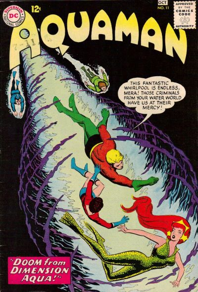 Aquaman Vol 1 11