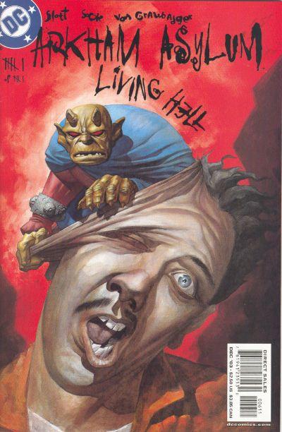 Arkham Asylum: Living Hell Vol 1 6