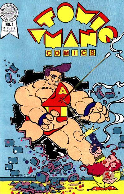 Atomic Man Vol 1 1