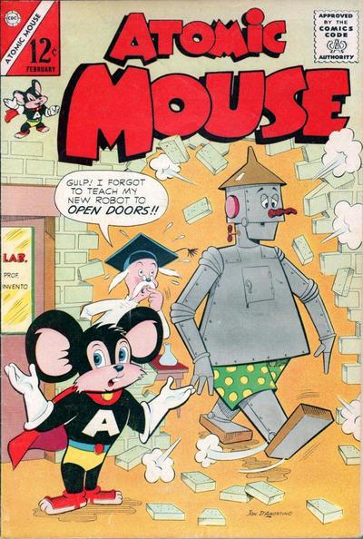 Atomic Mouse Vol 1 52