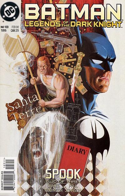 Batman: Legends of the Dark Knight Vol 1 103