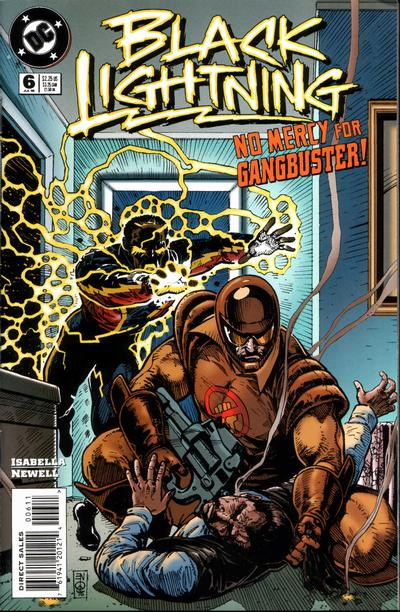 Black Lightning Vol 2 6