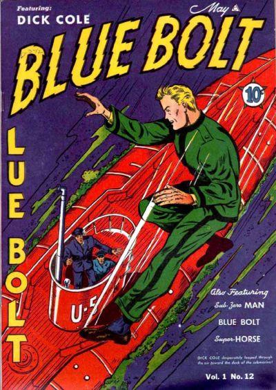 Blue Bolt Vol 1 12