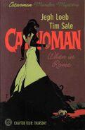 Catwoman When in Rome Vol 1 4