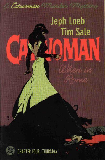 Catwoman: When in Rome Vol 1 4