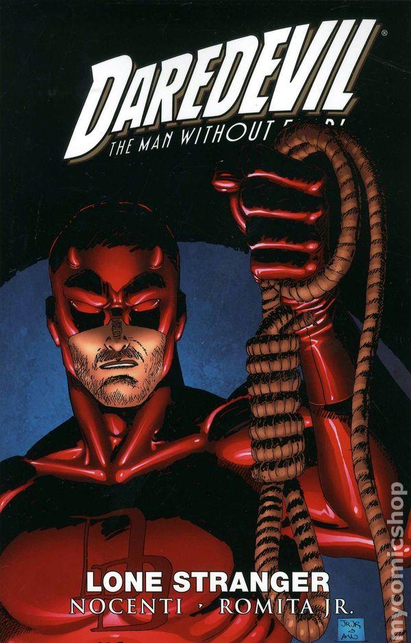 Daredevil: Lone Stranger Vol 1 1