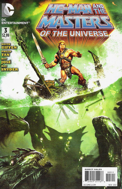 He-Man and the Masters of the Universe Vol 1 3