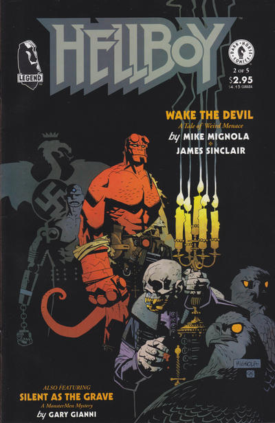 Hellboy: Wake the Devil Vol 1 2