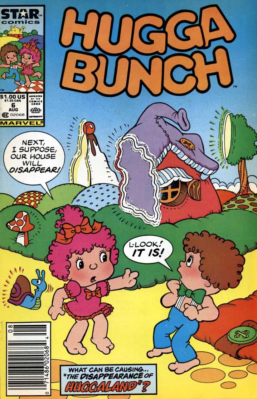 Hugga Bunch Vol 1 6