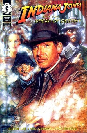 Indiana Jones and the Spear of Destiny Vol 1 1.jpg
