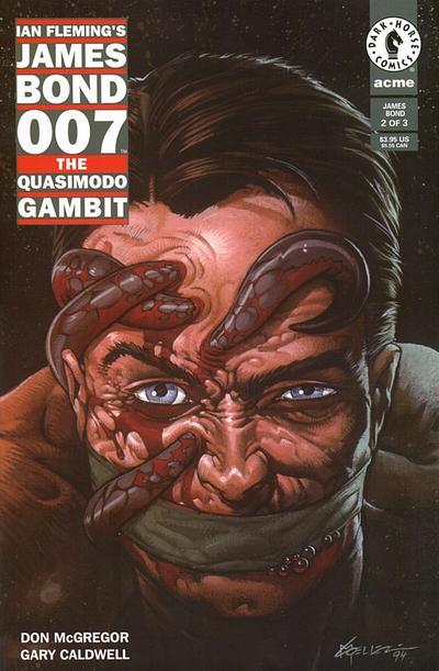 James Bond 007: The Quasimodo Gambit Vol 1 2