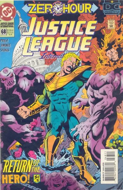Justice League International Vol 2 68