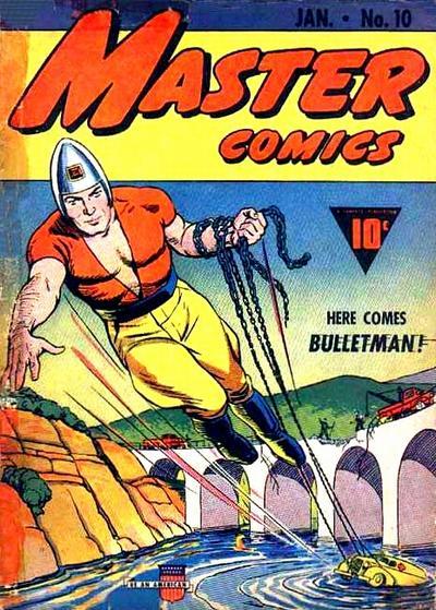 Master Comics Vol 1 10