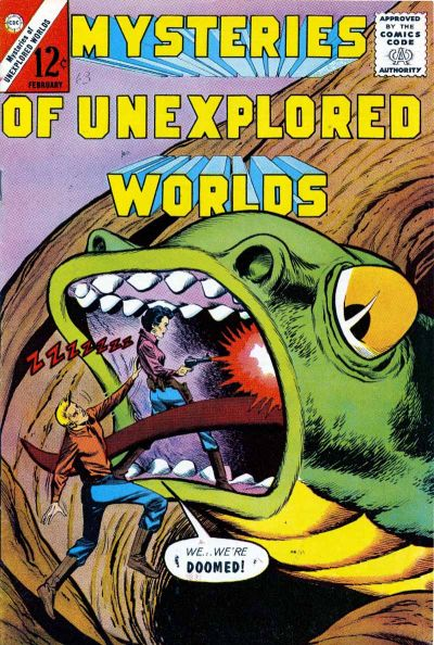 Mysteries of Unexplored Worlds Vol 1 34