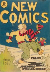 New Comics Vol 1 1