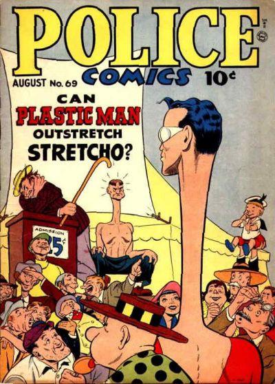 Police Comics Vol 1 69