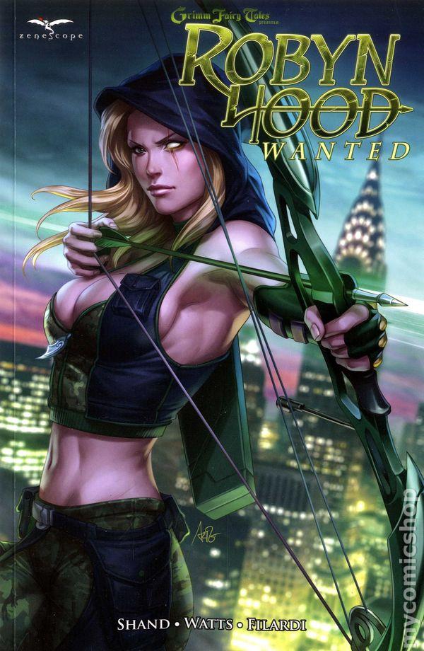 Robyn Hood (TPB) Vol 1 2